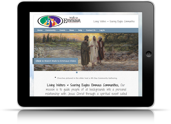 Walk to Emmaus - Living Waters 4th Day Group